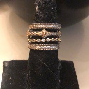 4 stacker  rings